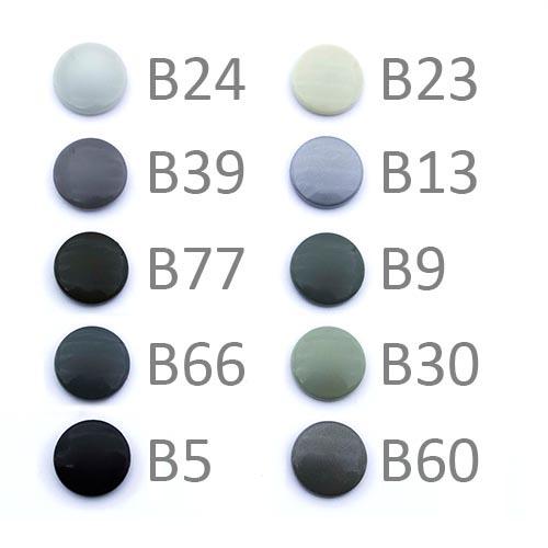 20 babysnap druckkn pfe t5 grau b77 online kaufen. Black Bedroom Furniture Sets. Home Design Ideas