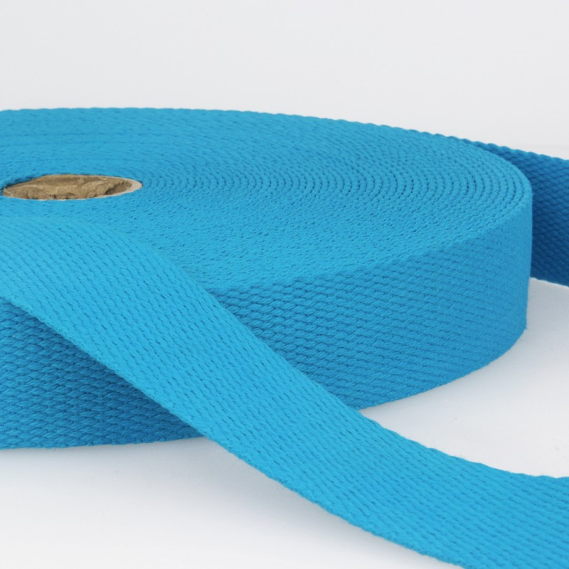 Gurtband Baumwollgurtband 3 Meter 2,00// m  25 mm breit  rot  Baumwolle  NEU