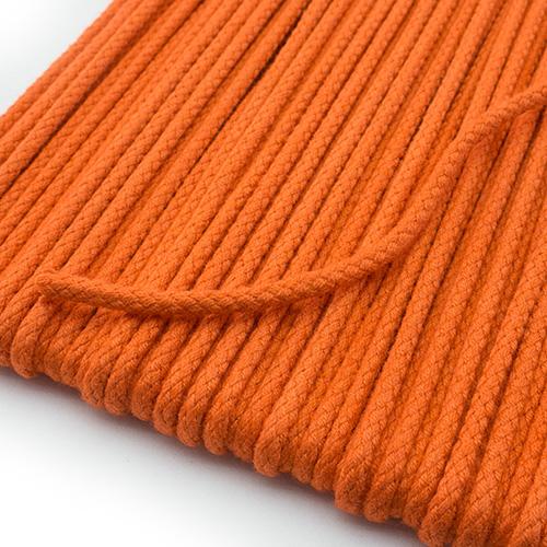 baumwollkordel orange 4mm online kaufen. Black Bedroom Furniture Sets. Home Design Ideas