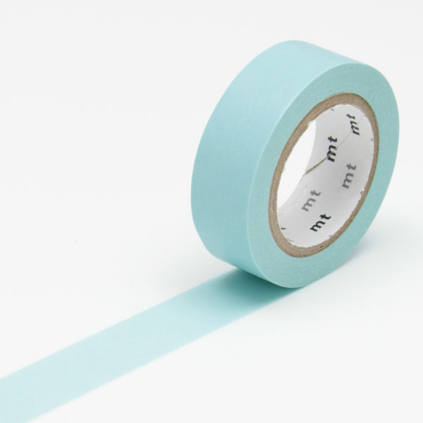 10m washi tape 15mm baby blue online kaufen. Black Bedroom Furniture Sets. Home Design Ideas