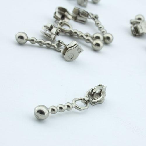 10 Stuck Zipper Silber Fur 3mm Reissverschluss Online Kaufen