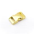 Alu-Max Schnellverschluss 20mm gold hochglanz