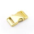 Alu-Max Schnellverschluss 25mm gold hochglanz