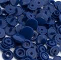 20 BabySnap Druckknöpfe T5 blau B83