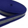 4m Reflektorband blau 26mm