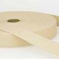 Gurtband Baumwolle natur 30mm