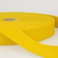Gurtband Baumwolle gelb 30mm
