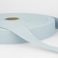 Gurtband Baumwolle hellblau 30mm