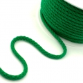 Baumwollkordel 8mm grün