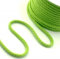 25m Baumwollkordel 5,3mm hellgrün