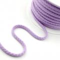 25m Baumwollkordel 5,3mm lavendel