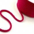 Baumwollkordel 8mm pink