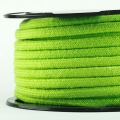 Baumwollkordel 7mm Meterware maigrün