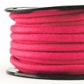 Baumwollkordel 7mm Meterware pink