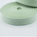 Schrägband mintgrün aus Baumwolle 20mm
