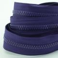 5m Profil-Endlosreißverschluss lila 5mm