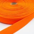 Gummiband neon orange 20mm