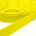 Gummiband gelb 20mm