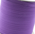 100m Gummiband 7mm violett