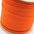 5m Gummiband 7mm orange