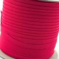 100m Gummiband 7mm pink