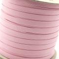 5m Gummiband 7mm rosa