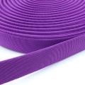 Gummiband violett 20mm