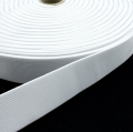 Gummiband 40mm weiß