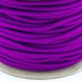 Gummikordel 3mm lila