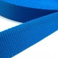 Hochwertiges Gurtband blau 30mm