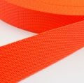 Hochwertiges Gurtband orange 40mm