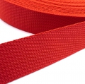 Hochwertiges Gurtband rot 20mm