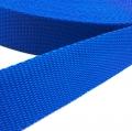 Hochwertiges Gurtband kobaltblau 30mm