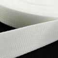 Hochwertiges Gurtband weiß 40mm