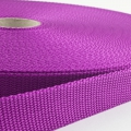 Gurtband 30mm Made in Germany violett