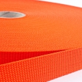 Gurtband 30mm Made in Germany orange