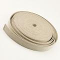Taschengurt Gürtelband 20mm natur meliert