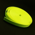 Taschengurt Gürtelband 20mm neon gelb