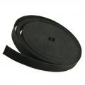 Taschengurt Gürtelband 20mm schwarz