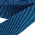10 Meter Gurtband Einfassband dunkelblau 25mm PP