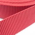 10 Meter Gurtband Einfassband rot 25mm PP