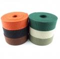 30m Gurtband-Set 25mm natürliche Farben