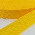 50m Gurtband gelb 15mm