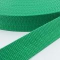 Gurtband grasgrün 30mm