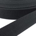 50m Gurtband schwarz 15mm
