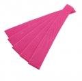 5er Pack Gurtband-Zuschnitt 30cm pink 30mm