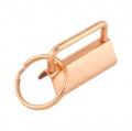 Schlüsselband Rohling 30mm rosegold