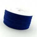 50m Hutgummi blau 1mm