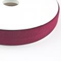Jersey-Schrägband 20mm bordeaux