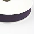 Jersey-Schrägband 20mm aubergine